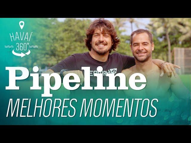 Curiosidades sobre Pipeline | Melhores Momentos | Havaí 360º