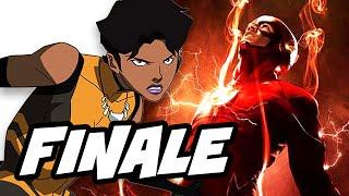 Vixen Episode 6 Finale Review and The Flash Arrow Future