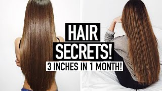 HOW TO GROW LONG HAIR FAST | Hair Care Routine 2018