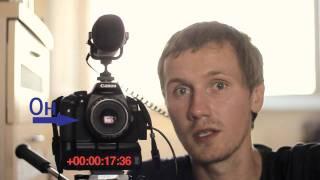 Тест Canon 550D на перегрев. Canon 550D T2i Rebel overheating test.(Думаю что это видео будет интересно и полезно обладателям DSLR-камер Canon, в особенности Canon 550D. Результат..., 2010-07-30T16:22:16.000Z)