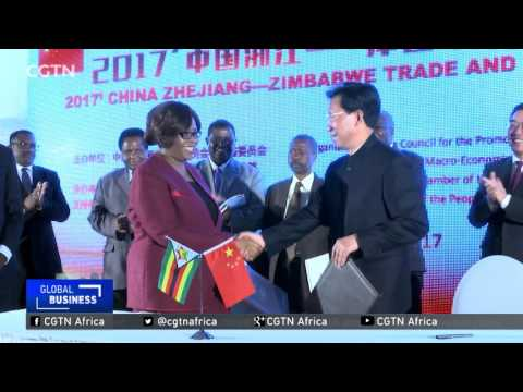 China, Zimbabwe increasing investment in human capital