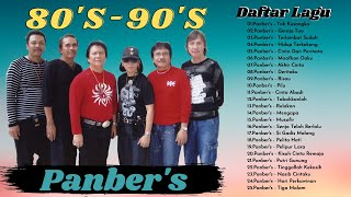 Panbers Full Album Terbaik Tembang Kenangan Lagu Lawas Nostalgia 80an 90an Terpopuler