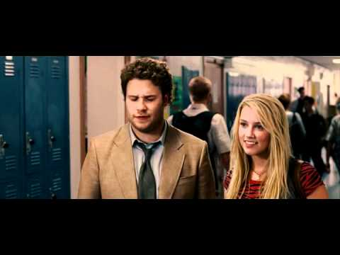 Amber Heard in 'Pineapple Express' 2008 Part 14: School