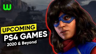 25 Upcoming PS4 Games of 2020, 2021, and Beyond   whatoplay