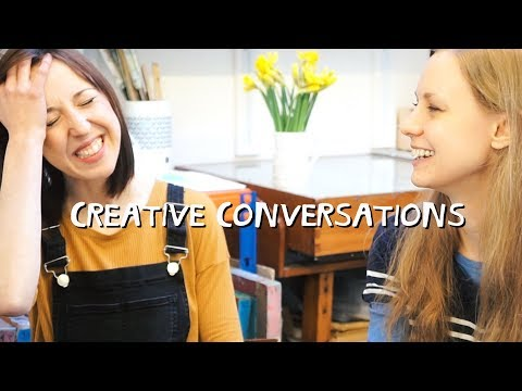 Don't compare yourself to others | Creative conversations | Ep.2 | Particle Press