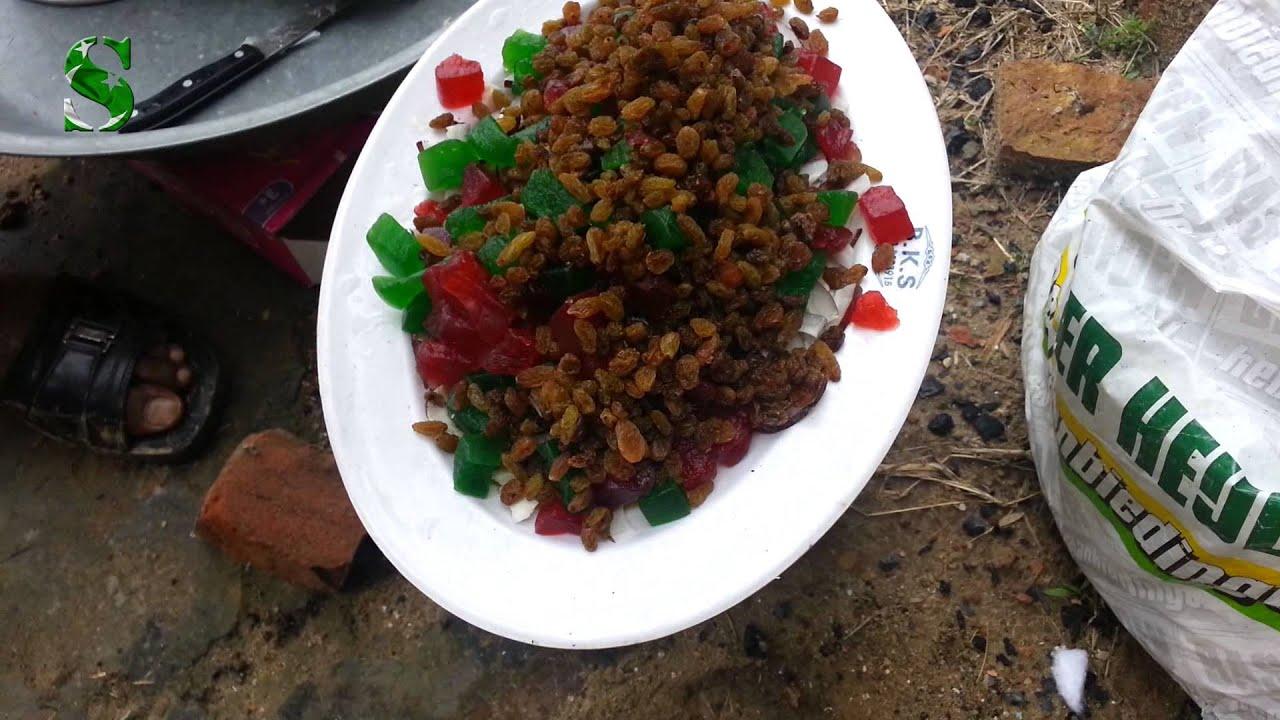 Sweet Rice (ZARDA) made in DEGH, the traditional Pakistani ...