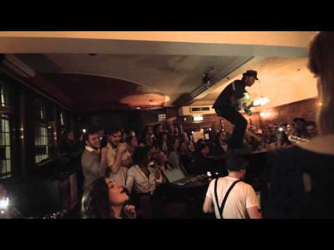 The Lumineers - Secret Show at London's The Sebright Arms