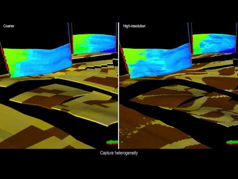 INTERSECT simulator–New insight with high resolution reservoir simulation