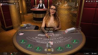 High Stakes Roulette And Blackjack Session