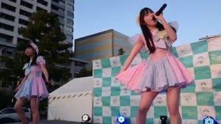 LovemeKissme(ラブミーキスミー、ラブキス) 2016/3/26 すみだライブ@錦...