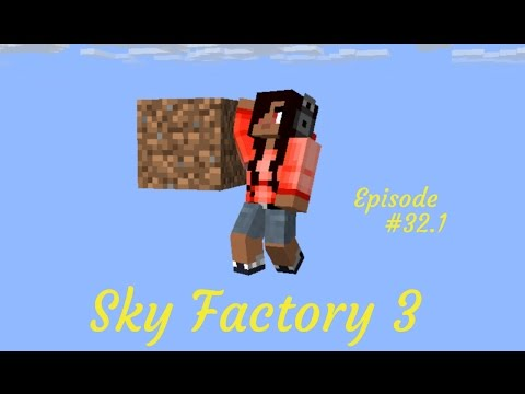 SkyFactory 3: Episode 32.1 - Special Edition - Fishing Net