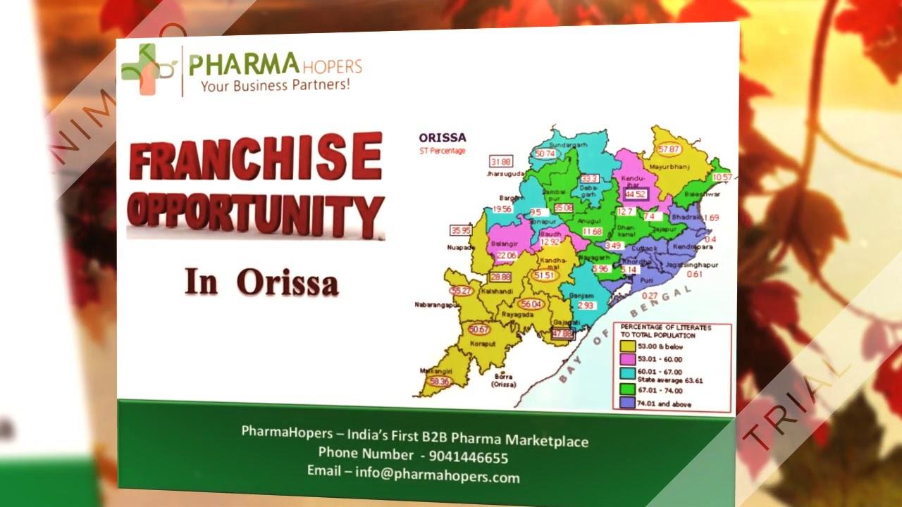Top 10 PCD Pharma Companies in Orissa | Pharma Franchise in