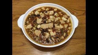 料理影片#32:香辣好吃的素食麻婆豆腐