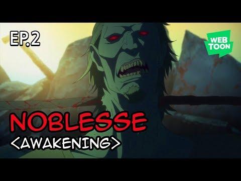 """Animasi """"NOBLESSE"""" (Awakening) -  Ep.02"""