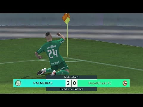 Pes 2018 Pro Evolution Soccer Android Gameplay #54