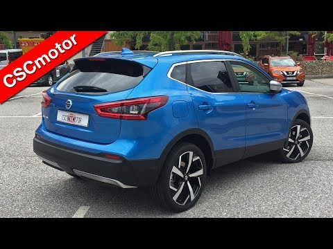 Nissan Qashqai 2018 Revisin r pida