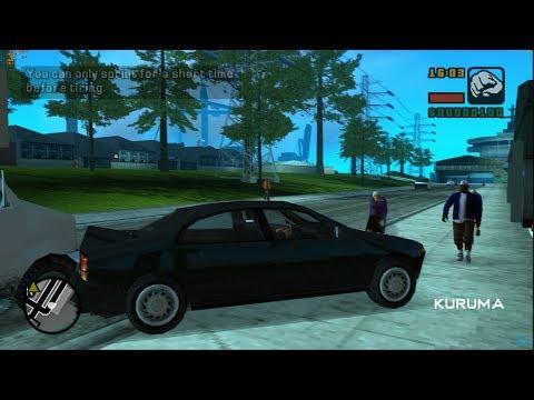 Grand Theft Auto: Liberty City Stories / 4K PS2 Emulator PCSX2 / RTX 2080ti