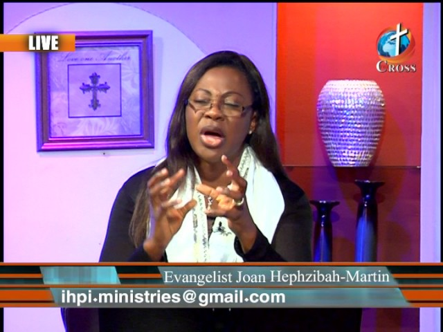In His Presence Joan Hephzibah-Martin 04-04-2017
