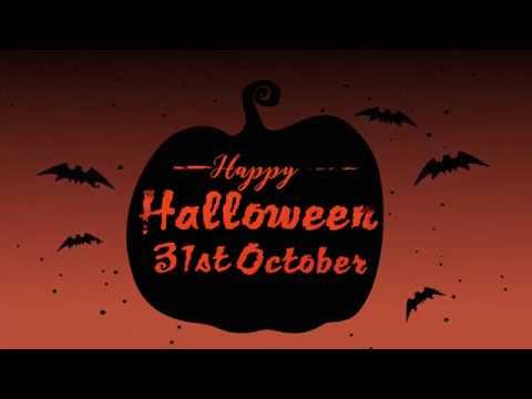 Halloween Octobre.Happy Halloween 31st October 2018 Youtube