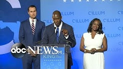 Andrew Gillum gives concession speech