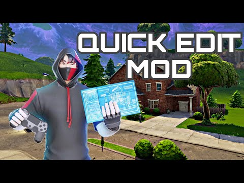 FORTNITE STRIKE PACK FPS DOMINATOR QUICK EDIT MOD AND FAST RESET TUTORIAL (PS4,XBOX ONE,PC)