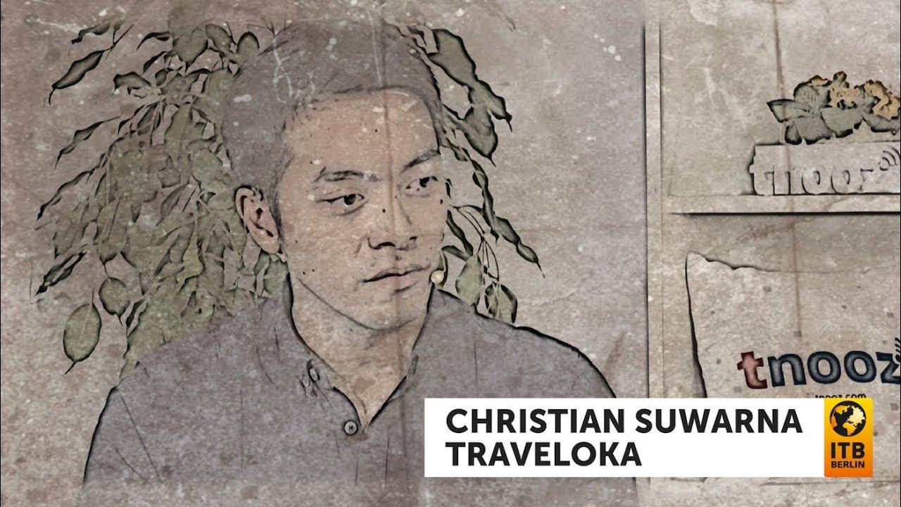Traveloka Christian: tnoozLIVE@ITB 2018