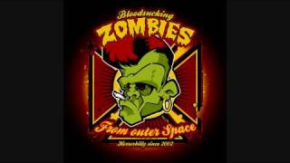 Bloodsucking Zombies from Outer Space - Mörder Blues