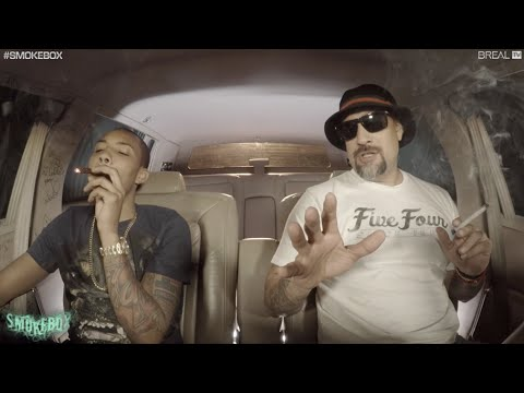 G Herbo - The Smokebox | BREALTV