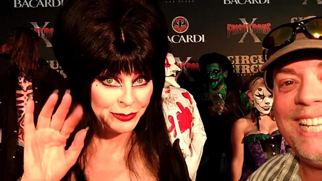 Coutning Cars Wallpaper Queen Of Halloween Elvira Mistress Of The Dark Fright