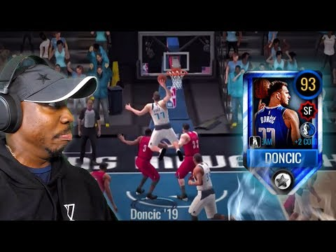 93 OVR DECEMBER MASTER LUKA DONCIC! NBA Live Mobile 20 Season 4 Gameplay Pack Opening Ep. 20