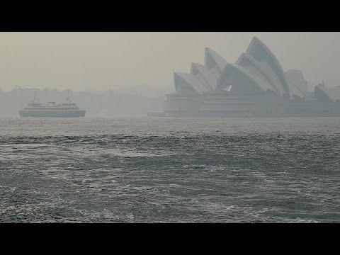 شاهد: تدهور نوعية الهواء في شرق أستراليا بسبب حرائق الغابات…  - نشر قبل 3 ساعة