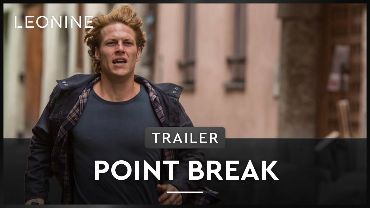 Point Break Trailer