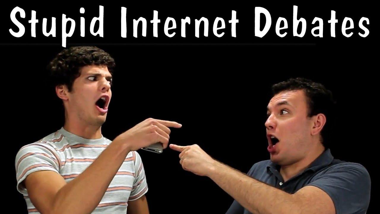 Resultado de imagen para foto debate en internet