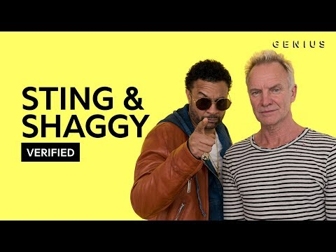 "Sting & Shaggy ""Morning Is Coming"" Official Lyrics & Meaning 