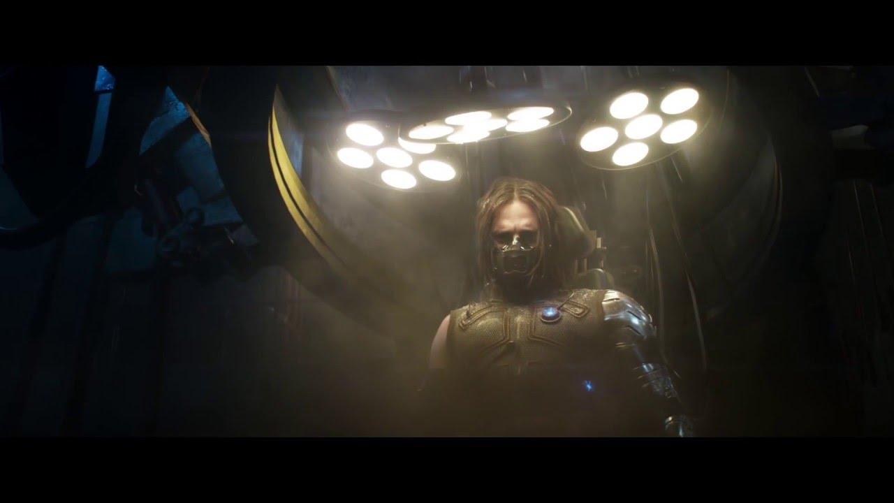 Первый мститель: Карина стримерша 2. трейлер с человеком пауком