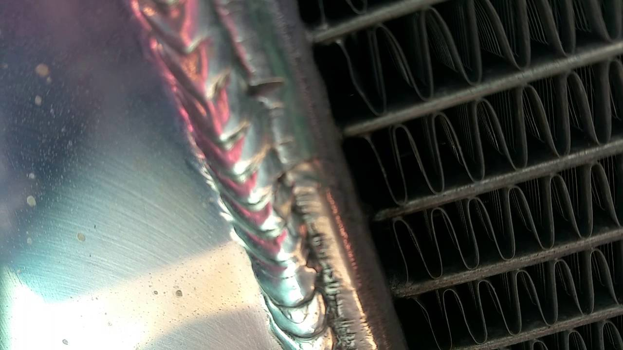 Champion Radiators Failure - YouTube