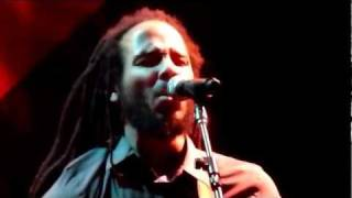 "Ziggy Marley ""Beach In Hawaii"" Live in Ridgefield CT  October 28, 2011"