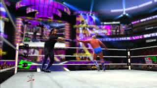 WWE 2K14 - Major Signature Move Bug/Glitch.mp4