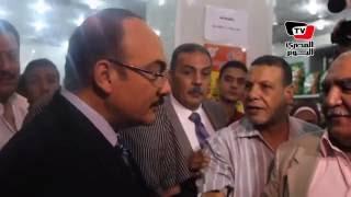 """محافظ الإسكندرية يطلق حملة """"عشانك يا اسكندرانى"""" لرفع العبء عن الأهالى"""