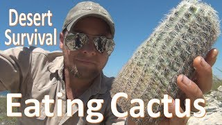 Cactus Eating -Desert Survival- Food & Water thumbnail