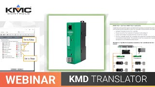 Webinar: KMD Translator | 09.20.19