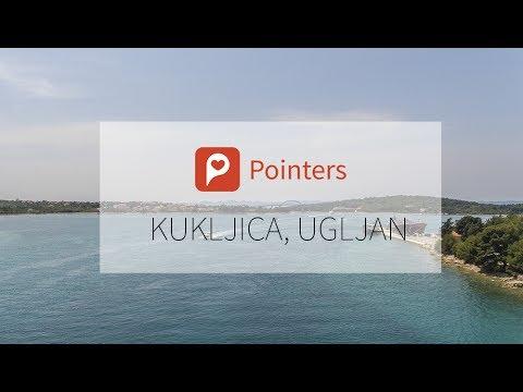 Kukljica — Ugljan | DRONE FOOTAGE | Pointers Travel