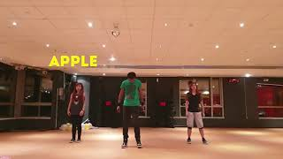 Pretend by CNCO | Zumba | Featuring Kim & Apple | Choreo by YU |