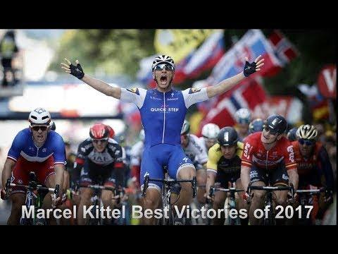 Marcel Kittel Best Victories of 2017 Compilation