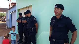 Menino realiza sonho de conhecer Policiais do GPT. Nesse canal informações importantes se inscreva