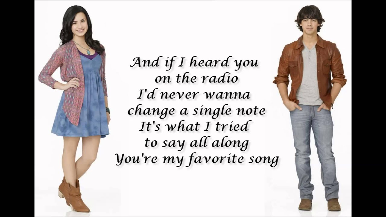 Camp Rock- Too Cool- Lyrics Chords - Chordify