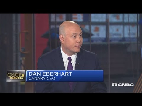 Crude prices will rebound sharply mid-2019, Canary CEO predicts