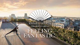 Holistic Spas & Wellness at Mandarin Oriental