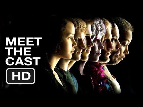 The Hunger Games - Meet the Cast!