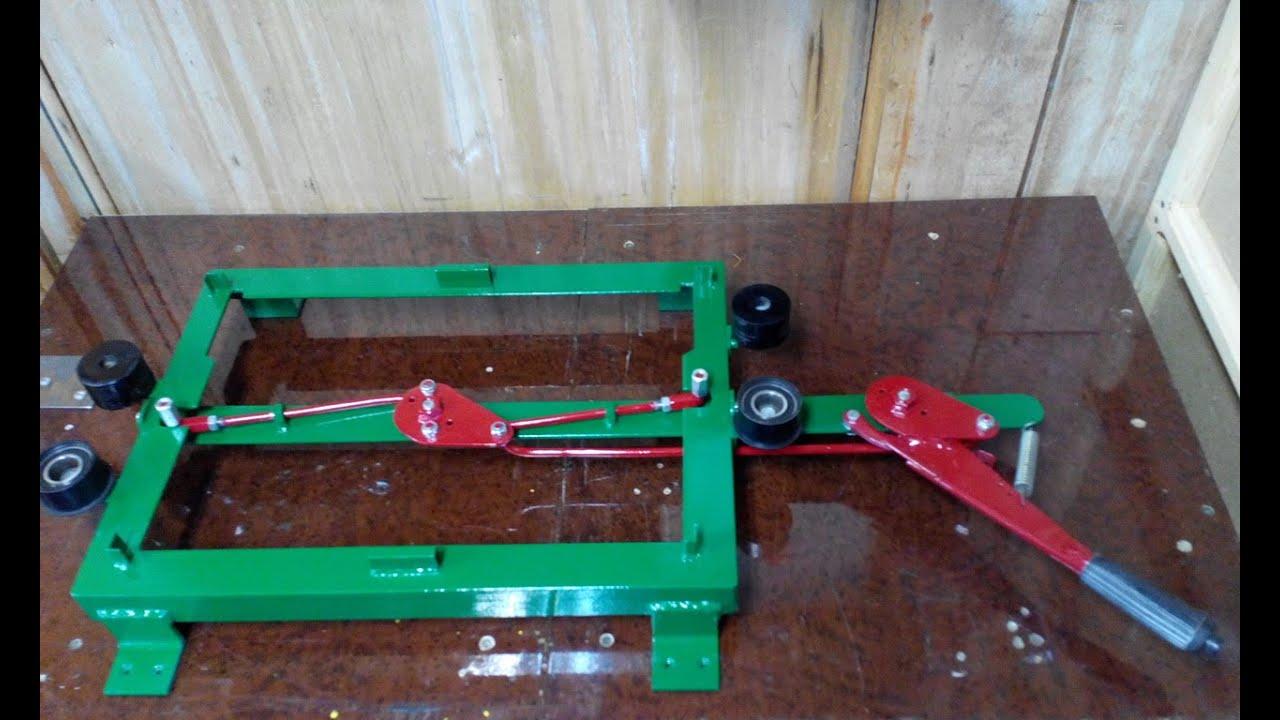 Самодельные приспособления для натягивания проволоки на рамки фото 294-228